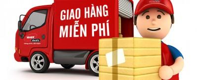 Miễn phí giao hàng Hà Nội