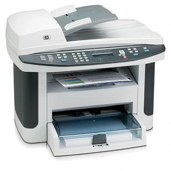 Máy in đa chức năng Hp laserjet 1522nf cũ (in-photo-scan-fax-network)