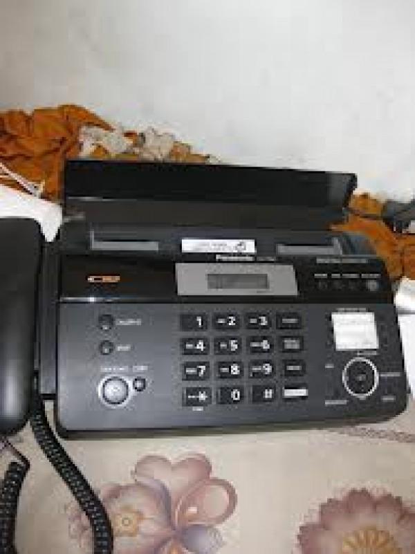 MÁY FAX PANASONIC KX-FT 987 CŨ