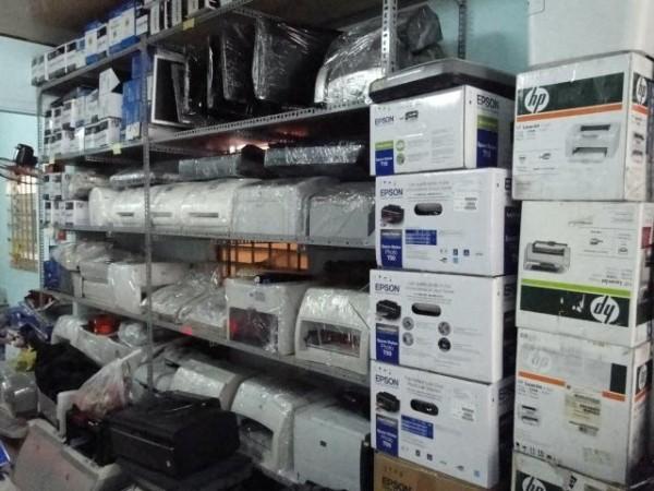 Thu mua, Thanh lý máy in cũ