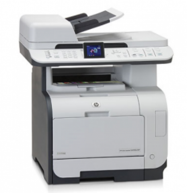 Máy in HP Color LaserJet CM2320nf cũ (in laser màu a4 /scan/copy/fax/network)
