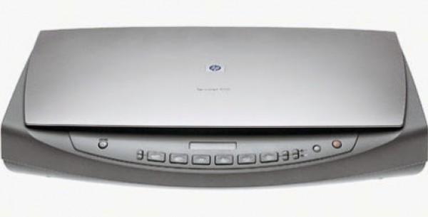 Máy scan HP Scanjet 8200 cũ (scan tài liệu, phim, ảnh)