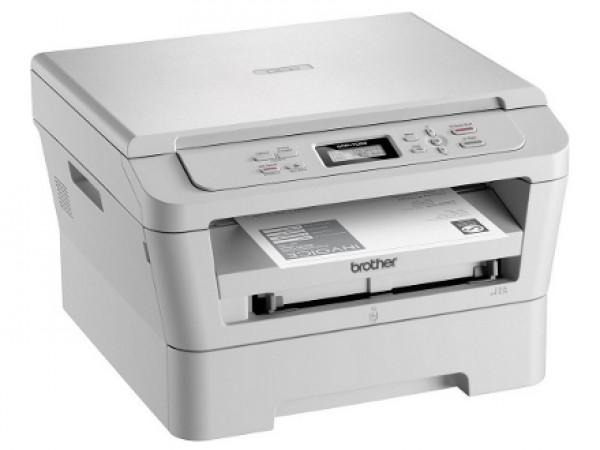 Máy in Laser đen trắng Đa chức năng Brother DCP-7055 cũ (in, scan, copy)