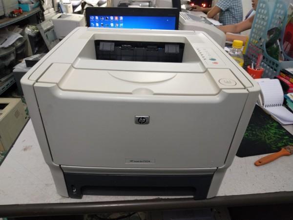Máy in Hp laserjet P2014N cũ ( in mạng)