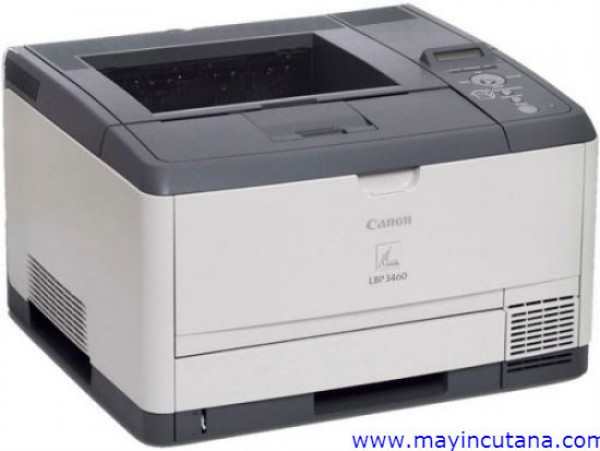 Máy in Canon LBP 3460 cũ  (in mạng, đảo mặt)