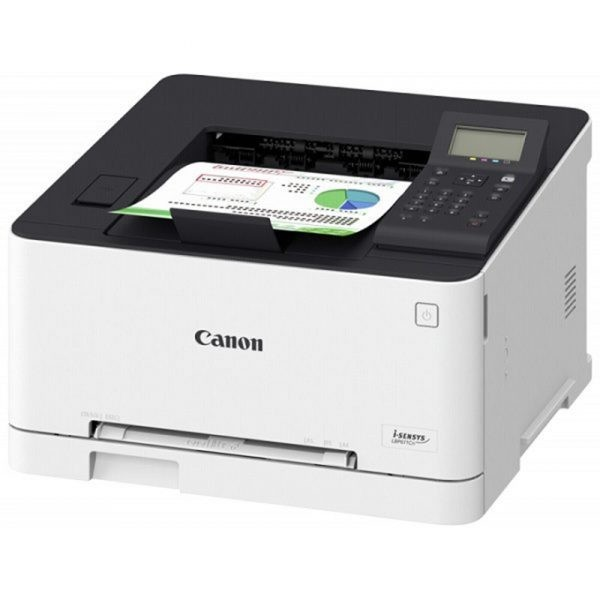 Máy in Laser màu Canon LBP 613Cdw cũ- In A4, đảo mặt, in wifi
